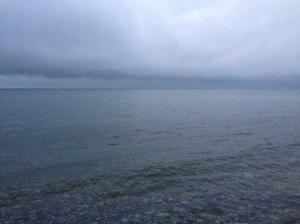 Somewhere along Balmy Beach, Toronto, ON.  © Saara Punjani 2013.