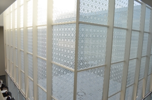 Photos taken in and around the Aga Khan Museum, courtesy of Asif Virani, 2014.